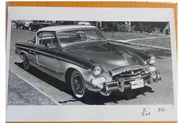 Photo Originale 1955 STUDEBAKER PRESIDENT VOITURE AMERICAINE Car Raymond Loewy - Automobiles