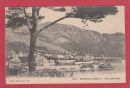MONTE-CARLO ---> Vue Générale - Monte-Carlo