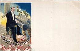 ILLUSTRATEUR - E. TABOURET - HARRY. FRAGSON    -  PARISIANA CONCERT - COLLECTION CINOS - Altre Illustrazioni