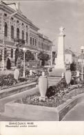 Sannicolaul Mare, Monumentul Eroilor Sovietici RPR 21 - Romania