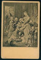 Kaulbach, H. - LOTTE - Serie 100 Goethe-Galerie (21 Karten) ------- Postcard Not Traveled - Kaulbach, Hermann