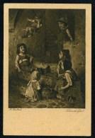 Kaulbach, H. - Schaukelfest ------- Postcard Not Traveled - Kaulbach, Hermann