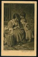 Kaulbach, H. - Aufdringliche Freunde ------- Postcard Not Traveled - Kaulbach, Hermann