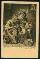 Kaulbach, H. - Hilfe In Der Not ------- Postcard Not Traveled - Kaulbach, Hermann