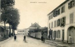 Pouxeux - Route Du Fort - Pouxeux Eloyes