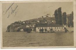 Souvenir Okrida Real Photo 1918 No Stamp - Albania