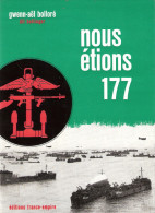 NOUS ETIONS 177 BERET VERT COMMANDO KIEFFER FFL FNFL FRANCE LIBRE RECIT DEBARQUEMENT DDAY JUIN 1944 NORMANDIE