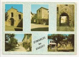 84 - St-Marcel-les-Sauzet (Vaucluse) - Ses Coins Pittoresques - Ed. De Provence G.A.L. N° 5756 - 1974 - France