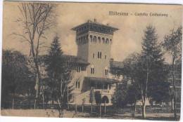 MILLESIMO  CASTELLO CENTURIONE VIAGGIATA NEL 1937 - Savona