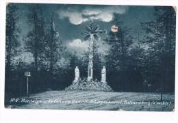 18286 Montaigu Le Calvarie ( La Nuit ) - Scherpenheuvel Kalvarieberg ( 's Nzchts ) - Scherpenheuvel-Zichem