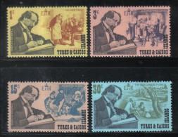 Z776 - TRINIDAD & TOBAGO , Dickens La Serie ***  MNH - Trindad & Tobago (1962-...)