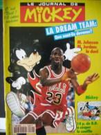 REVUE LE JOURNAL DE MICKEY N° 2112 Du 11 Décembre 1995 - Journal De Mickey