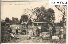 Algérie - Moulin à Huile En Kabilie  (voir Les  Autres Cartes ) - Métiers