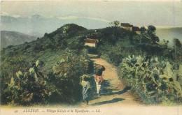 ALGERIE - Village Kabyle Et Le Djurdjura - Algeria