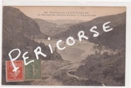 42 Rochetaillée  Le Barrage Du Gouffre D'enfer - Rochetaillee
