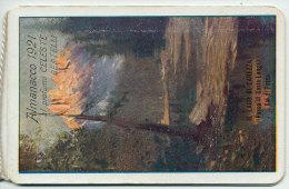 ALMANACCO - IL LAGO DI CAREZZA VAL DI FASSA - PROFUMO CELESTE DI BERTELLI 1921