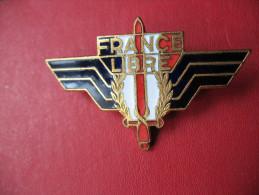 INSIGNE FRANCE LIBRE - Forze Aeree