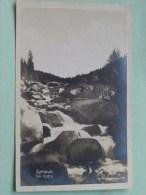SUMAVA Tok Vydry ( J Pospichal Susice 767 ) Anno 1922 ( Fotokaart - Zie/voir Foto Voor Details ) !! - Tchéquie