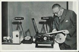 Olympia 1936, Apparate Für Zielphotographie. Instruments De Précision Photo-chronométrage - Olympics