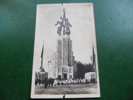 439 International Exhibition Exposition  Internationale Paris  1937 URSS Jossilewitch Architecte - Universal Expositions