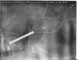 La Chaussée Meurthe Et Mozelle 25/2/17 1 Vue Aérienne Française 1914-1918 14-18 Ww1 WWI 1.wk - War, Military