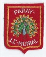 71 Paray Le Monial - Ecussons Tissu