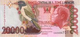 SAO TOME ET PRINCIPE  20 000  Dobras Daté Du 10-décembre-2010     ***** BILLET  NEUF  ***** - Sao Tomé Et Principe