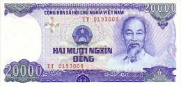 VIET-NAM   20 000 Dong  Emission De 1991   Pick 110 A     ***** BILLET  NEUF  ***** - Vietnam