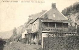 BELGIQUE - NAMUR - MARCHE-LES-DAMES - Les Hôtels Près De La Gare. - Namur