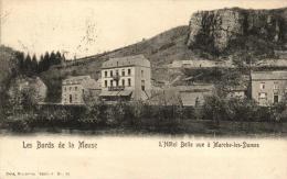 BELGIQUE - NAMUR - MARCHE-LES-DAMES - Hôtel Belle-Vue. - Namen