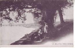 SUISSE - Près GENEVE - (animé) LA BELOTTE - Pas D´éditeur - D9 63 - GE Genève