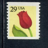 252467255 USA  1992 ** MNH EINWANDFREI SCOTT 2526 Tulip - Ungebraucht
