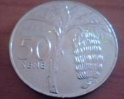 SAMOA  50 SENE 2006 KM#
