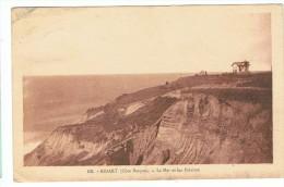 BIDART -La Mer Et Les Falaises - Bidart