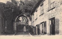 59 CASSEL - Porte Du Château - Cassel