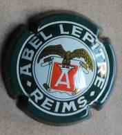 Capsule  De  Champagne - Lepitre Abel    - N°7 - Aigle Or Jaune - Champagne