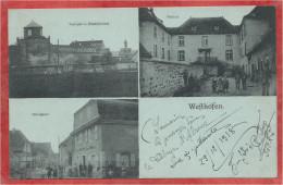 67 - WESTHOFEN - WESTHOFFEN - 3 Vues - Rebhof - Birisgasse - Zwingel - Francia
