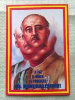 Postal Generalísimo Francisco Franco. España - Sin Clasificación