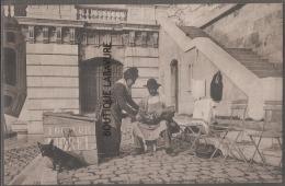75--SCENES  PARISIENNES--Tondeur De Chiens--La Tonte--Beau Plan - Artesanos De Páris
