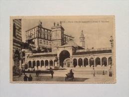 UDINE P.ZZA VITTORIO E. E CHIESA S.GIOVANNI F.P. ANNO 1915  -A1- - Udine