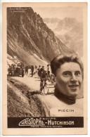 Piccin, équipe Christophe-Hutchinson, Freins Touriste - Bowden, Tour De France, Le Tourmalet, Cycliste, Cyclisme) - Ciclismo