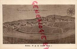 87 - AIXE SUR VIENNE - IL Y A CENT ANS - CALENDRIER DES FOIRES 1937-COLLECTION DUPUY - Calendriers