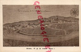 87 - AIXE SUR VIENNE - IL Y A CENT ANS - CALENDRIER DES FOIRES 1937-COLLECTION DUPUY - Unclassified