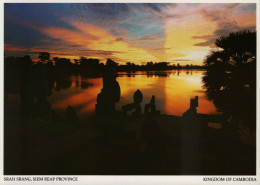 Angkor Wat. Srah Srang - Kambodscha