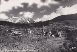 Isère,saint Martin D´uriage En 1949,prés Grenoble,gières,chamrousse,vaulnavey,cliché Rare Oddoux,église