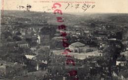 87 - LIMOGES -  VUE PANORAMIQUE VERS LA PLACE DE LA REPUBLIQUE - CIRQUE THEATRE 1910 - Limoges