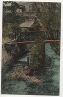 VEULES LES ROSES - Pont Sur La Veule - Veules Les Roses