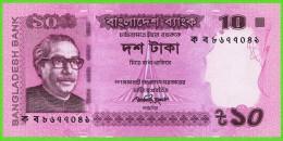 UNCIRCULATED BANGLADESH TEN TAKA BANKNOTE - Bangladesh