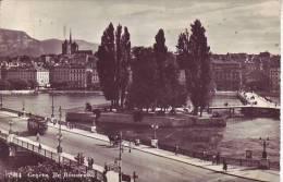 SUISSE - GENEVE - Ile Rousseau - Nr 7984 - 329 ACF 3.10.1939 - D9 701 - GE Genève