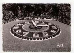 CP 10*15/BC221/NANCY LA PEPINIERE L HORLOGE FLORALE - Nancy